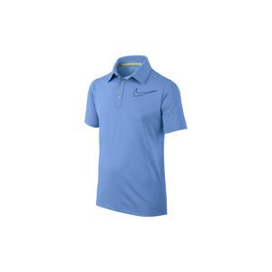 Polo Nike Bleu Junior