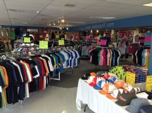 Événements Bulzai Golf - Liquidation bâtons, vêtements, souliers, sac et articles de golf
