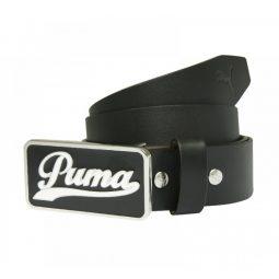 Ceinture Puma Cuire Noire H