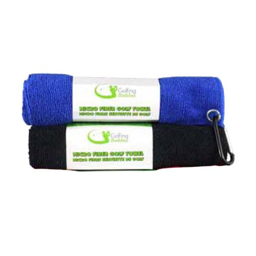 Serviette Micro fibre Bleu noire