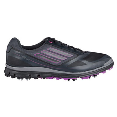 Adidas adizero tour III noir et mauve