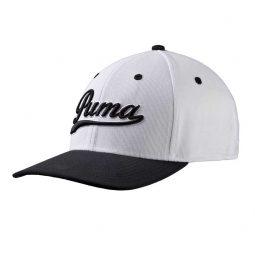 Casquette | Puma | Blanc & Noir