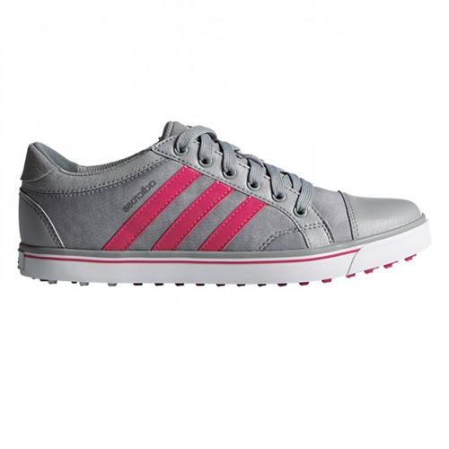 Adidas W Adicross IV gris et rose