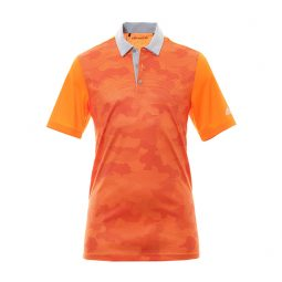 Polo | Adidas | Orange