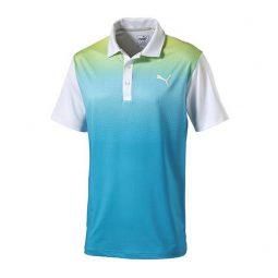 Polo | Puma | Bleu vert