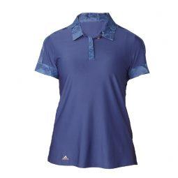 Polo | Adidas | Bleu marin