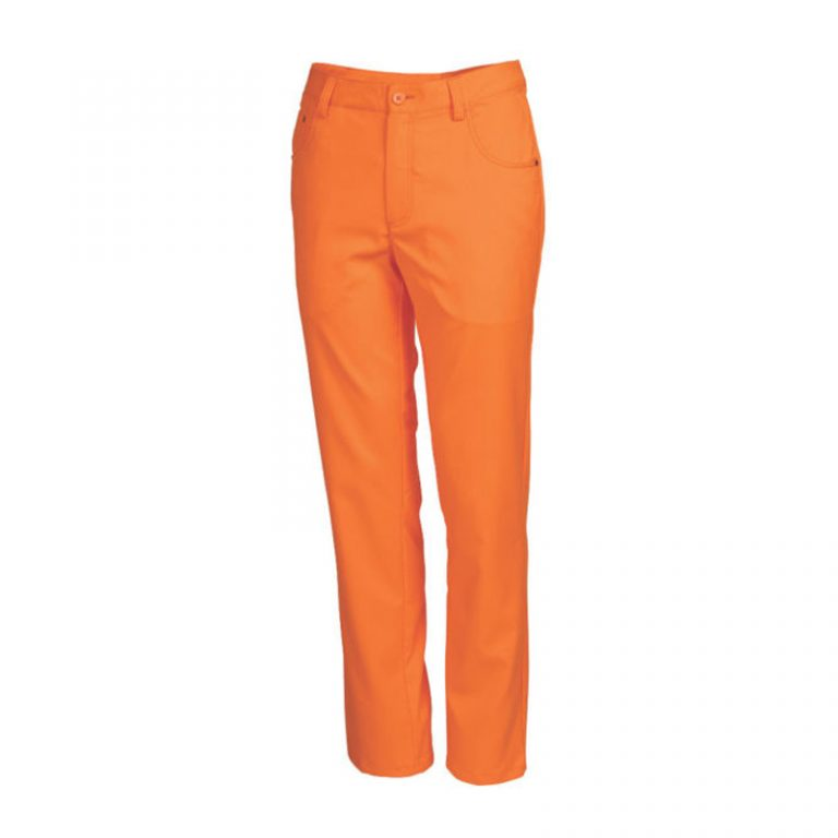 Pantalon Puma Junior Orange