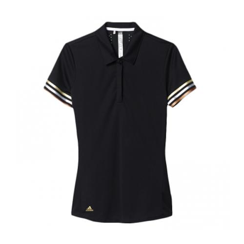 Polo Adidas femme noir