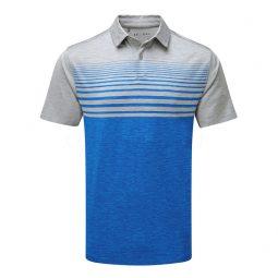 Polo | UA | Bleu et Gris