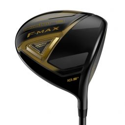 Driver Cobra F-Max 10.5 non-ajustable Noir & Or