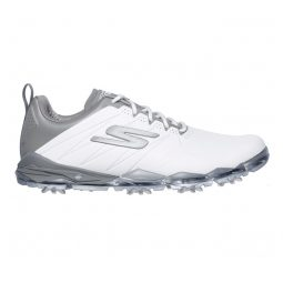 Chaussures Skechers 54528-WGY Blanc et gris