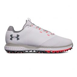Chaussures Under Armour Fade RST Blanc et corail