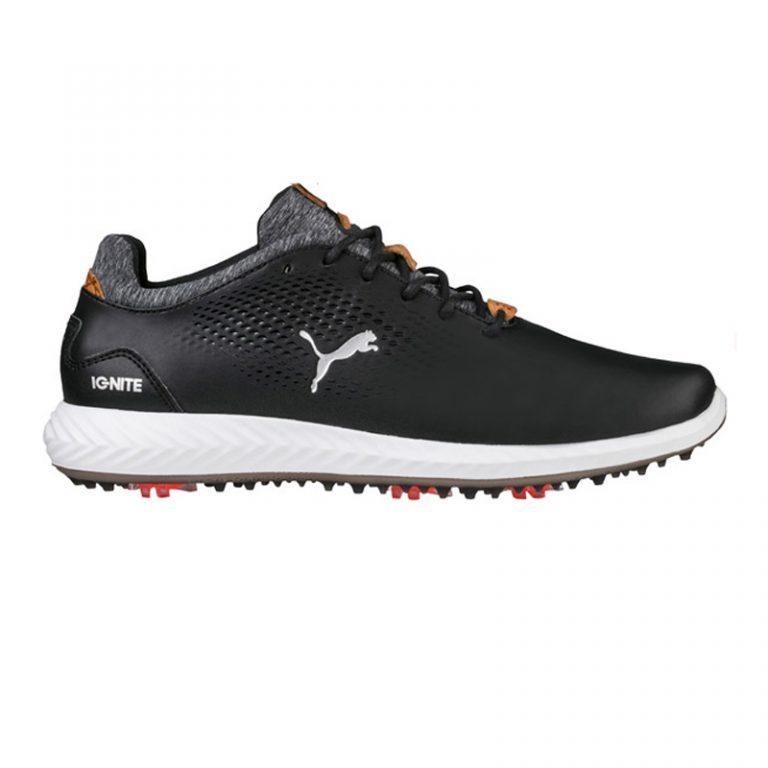 Chaussures Puma Ignite pwradapt Junior Noir