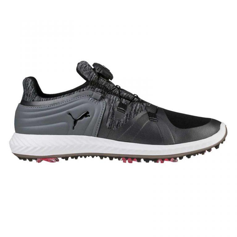 chaussures puma femme Ignite Blaze Disc Noir et gris
