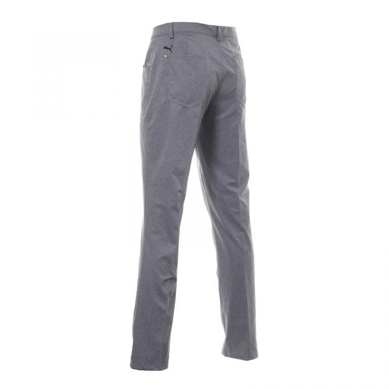Pantalon Puma gris chamoiré