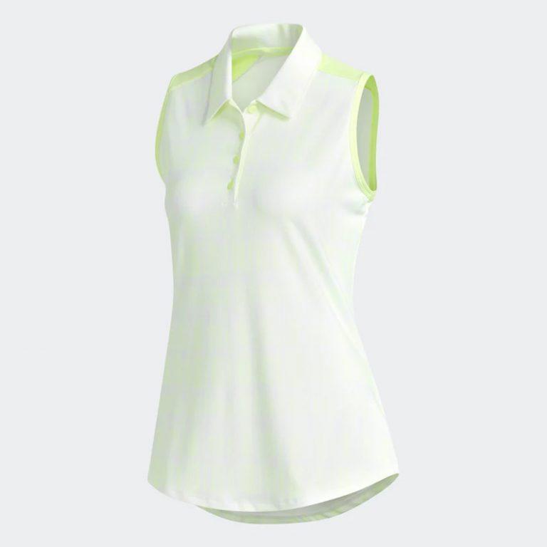 Camisole_Adidas_DQ0538_2019 Blanche/Jaune