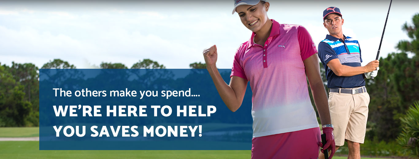 The others make you spend... We're here to help you saves money!