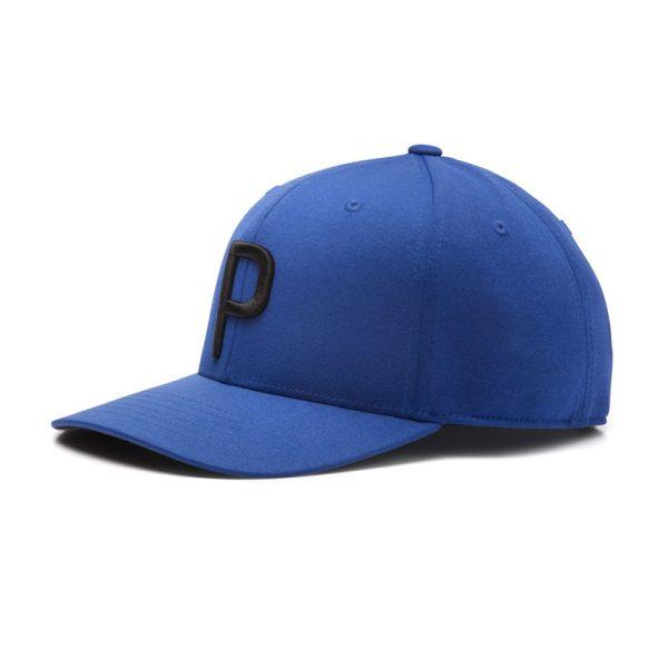 Casquette Puma P Cap 021448-13 Bleu Homme