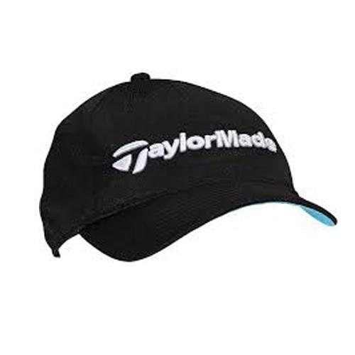 Casquette TaylorMade Radar Tour Femme Noire et Bleue