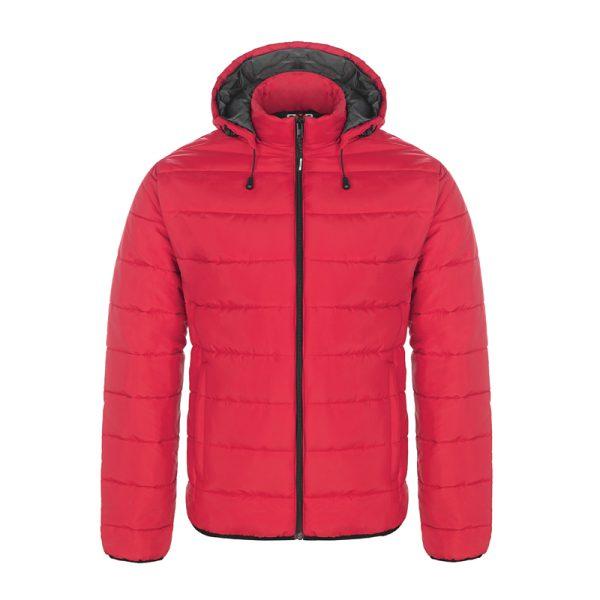 Manteau CX2 Glacial Rouge Homme