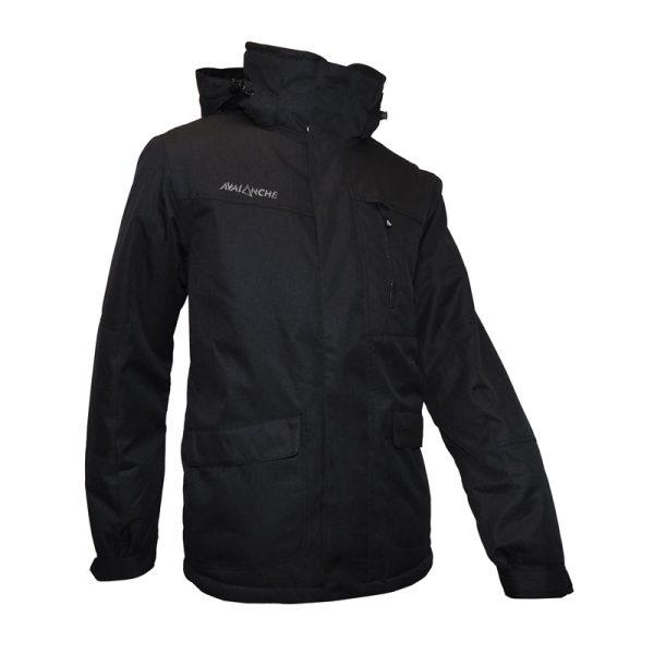 Manteau Avalanche Jayson Noir