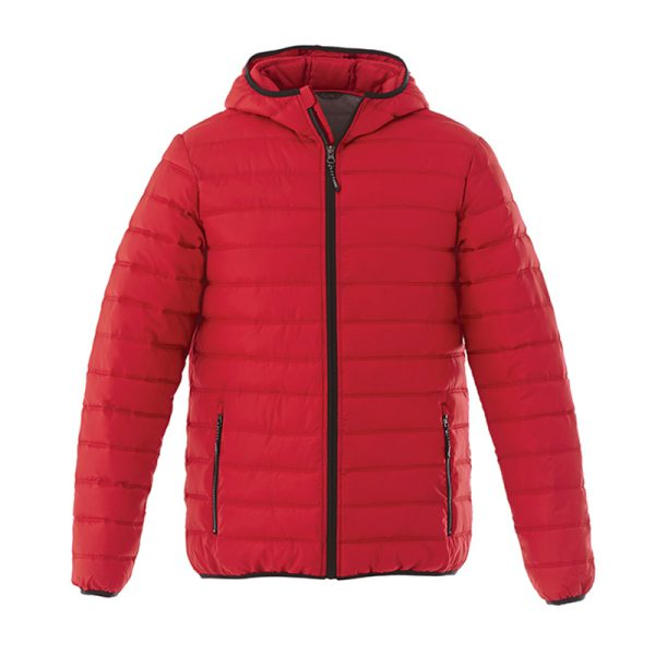 Manteau Norquay Homme Rouge