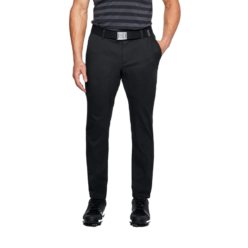 Pantalon UA 1309546-001 Noir