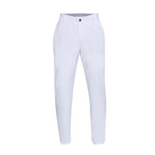 Pantalon UA 1309645-100 Blanc