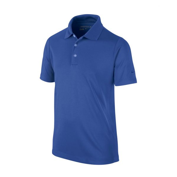 Polo Nike 510501-491 Royal Junior