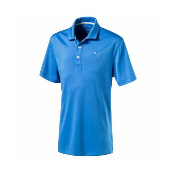 Polo Puma Junior 570625-15 Bleu