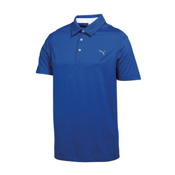 Polo Puma 570625-15 Bleu Junior