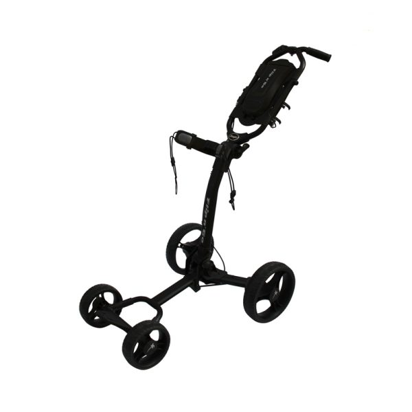 Chariot Axglo 4 roues noir