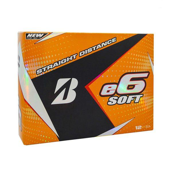 Balles Bridgestone E6 Soft