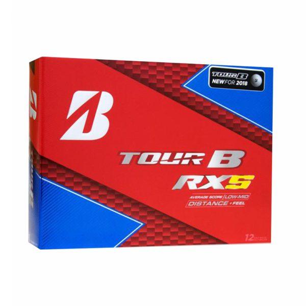 Balles Bridgestone Tour B RXS