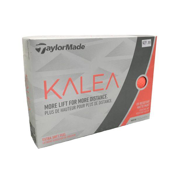 Balles Taylormade Kalea Corail Femme