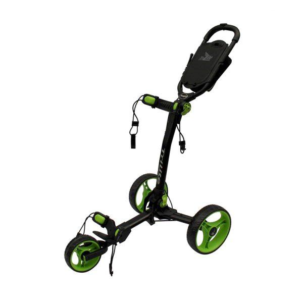 Chariot Axglo 3 roues Noir et vert