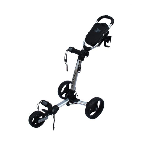 Chariot Axglo 3 roues Argent et Noir