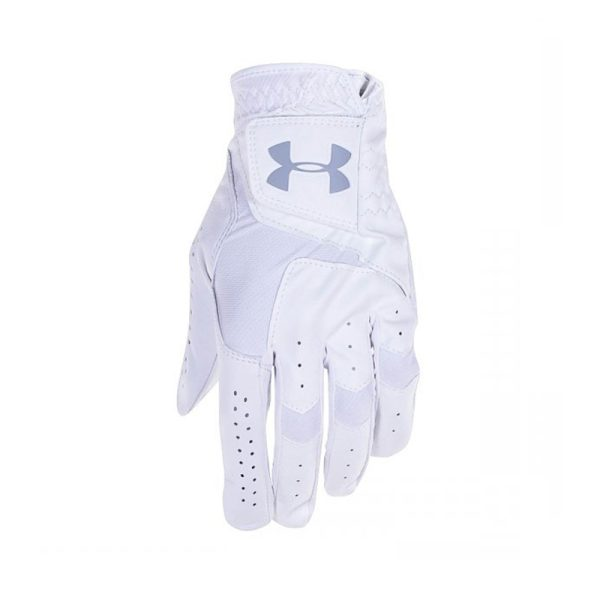 Gant Under Armour Coolswitch Blanc Femme