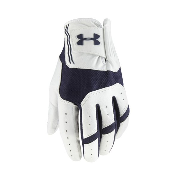 Gant Under Armour Iso-Chill Blanc et navy