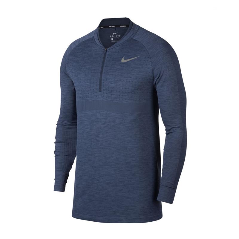 Quart Zip Nike 892221 Navy