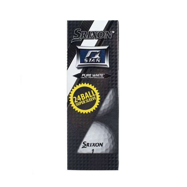 Balles Srixon Q Star paquet 24