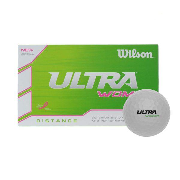 Balles Wilson Ultra paquet 15 Femme