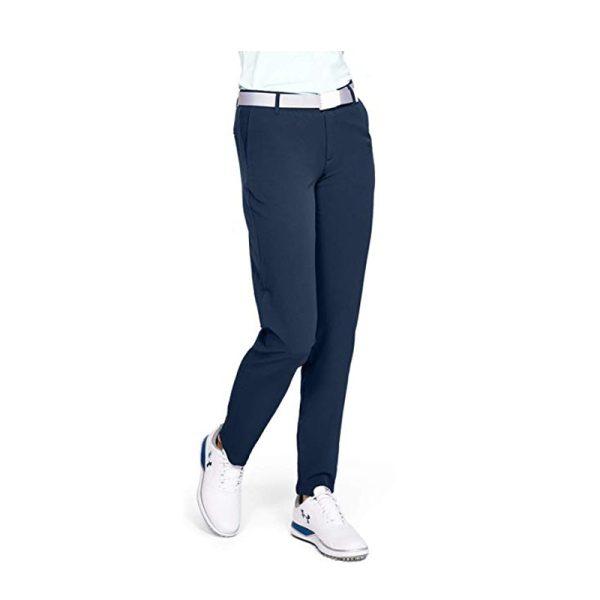 Pantalon Under Armour 1357810-408 Navy Femme