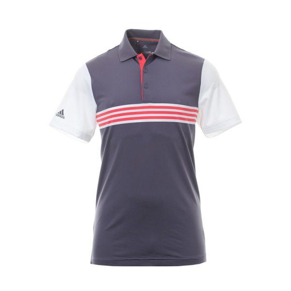 Polo Adidas CE0016 MAUVE