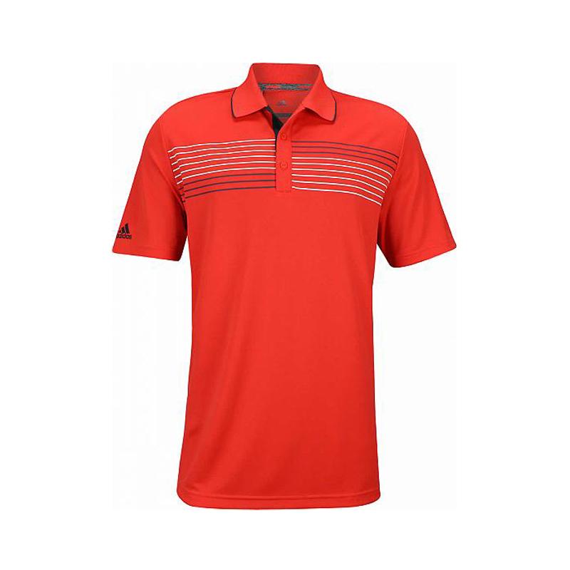 Polo Adidas CF3945 Rouge