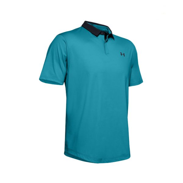 Polo Under Armour 1350037-450 Turquoise