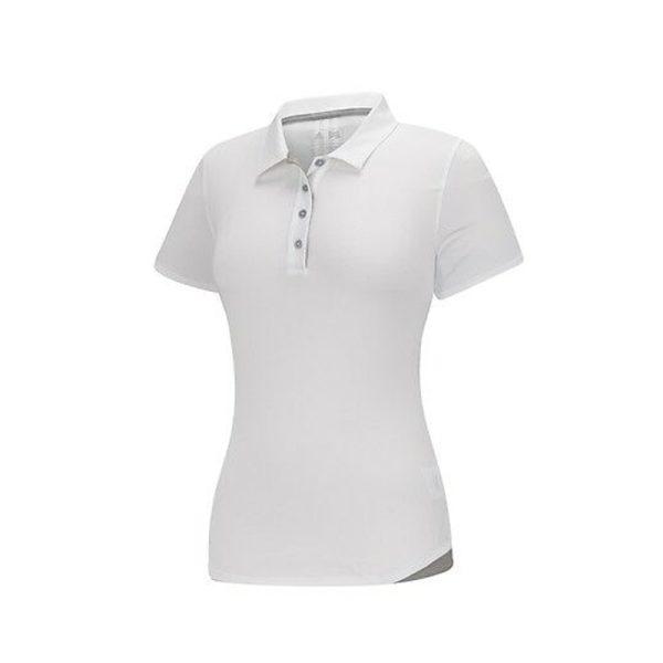 Polo Adidas B83217 Blanc Femme
