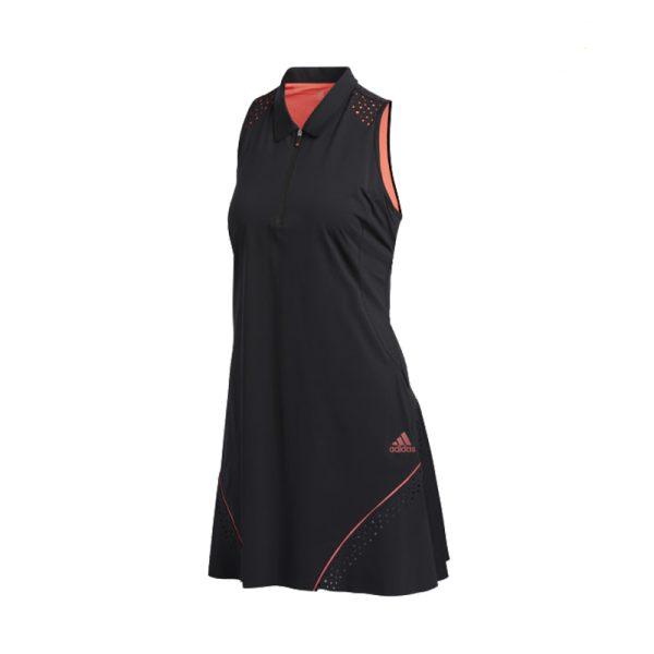 Robe Adidas FK0539 Noir & Corail 2020