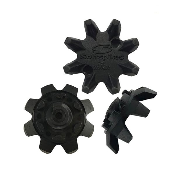 Spike Softspikes Black