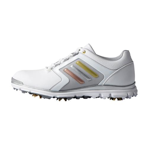 Souliers W Adidas Adistar Tour F33488 Blanc Or femme